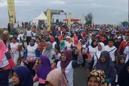 Fun Walk Event Jalan Sehat LPS